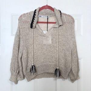 Zara Sweatshirt NWT